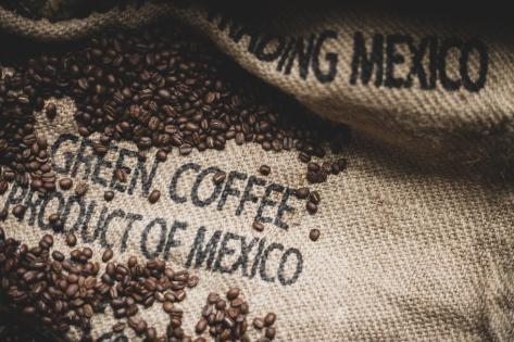 Green Coffee (Product of Mexico)